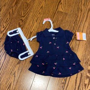 Newborn sized dress - Carter's